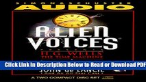 [Get] Alien Voices: Time Machine (Cd) Free Online