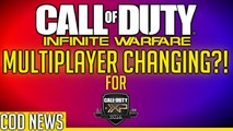 INFINITE WARFARE MULTIPLAYER REVEAL DELAYED TO MAKE CHANGES?! (COD NEWS) - By HonorTheCall!