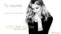 """Céline Dion - """"Tu sauras"""" [REDUCED VOCALS - VOCALS RÉDUIT] 2016"""