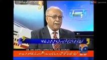 Waseem Akhtar As Mayor Nakam Ho Jain Gae- Najam Sethi's Analysis