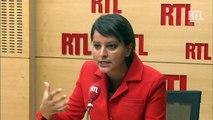 """Démission d'Emmanuel Macron : Najat Vallaud-Belkacem est """"très dubitative"""""""