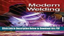[Read] Modern Welding Full Online