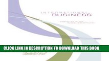 [PDF] International Business...Competing In The Global Marketplace (7th Edition) Full Colection