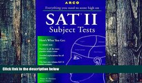 Big Deals  Everything You Need to Score High on Sat II: Subject Tests (3rd ed)  Best Seller Books