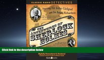 Popular Book The Adventures of Sherlock Holmes (Old Time Radio) (Classic Radio Detectives)