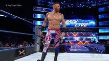 Heath Slater & Rhyno vs Headbangers - Tag Team Title Tournament Match- SmackDown Live, Aug. 30, 2016