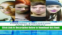 [Reads] Forensic Evaluation and Treatment of Juveniles: Innovation   Best Practice Online Ebook