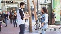 Kissing Prank (GONE SEXUAL) - Kissing SEXY Girls - Kissing Strangers - Pranks 2015