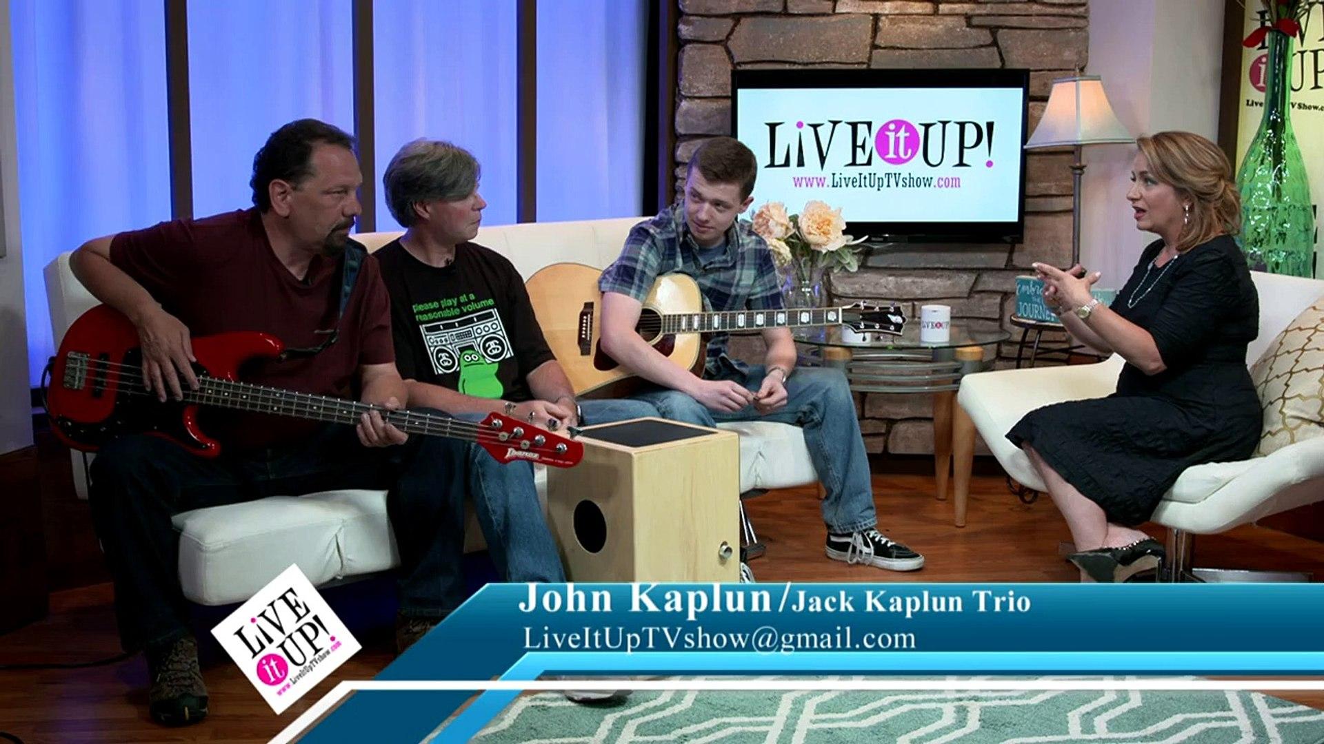 Jack Kaplun Trio