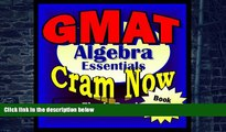 Big Deals  GMAT Prep Test ALGEBRA REVIEW Flash Cards--CRAM NOW!--GMAT Exam Review Book   Study