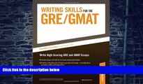 Big Deals  Writing Skills for the GRE and GMAT Tests  Best Seller Books Most Wanted