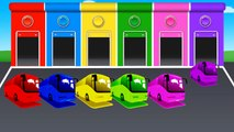 Colors For Children To Learn with Colors Bus Toys   Colours For Kids To Learn   Learning Videos