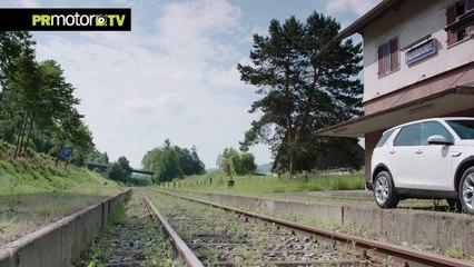 Land Rover Discovery Sport arrastra un Tren de 100 Toneladas Material Completo en PRMotor TV [HD, 720p]