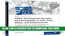 PDF Download] ABAP Development for Sales and Distribution in