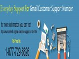 Gmail Toll-Free No. 1-877-729-6626 Gmail Customer Support Number