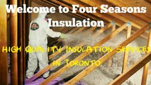 High Quality Insulation Services in Toronto at Affordable prices