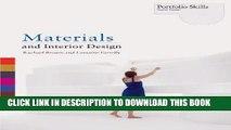 [PDF] Materials and Interior Design (Portfolio Skills: Interior Design) Full Online