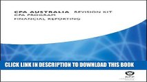[PDF] CPA Australia Financial Reporting: Revision Kit Full Online