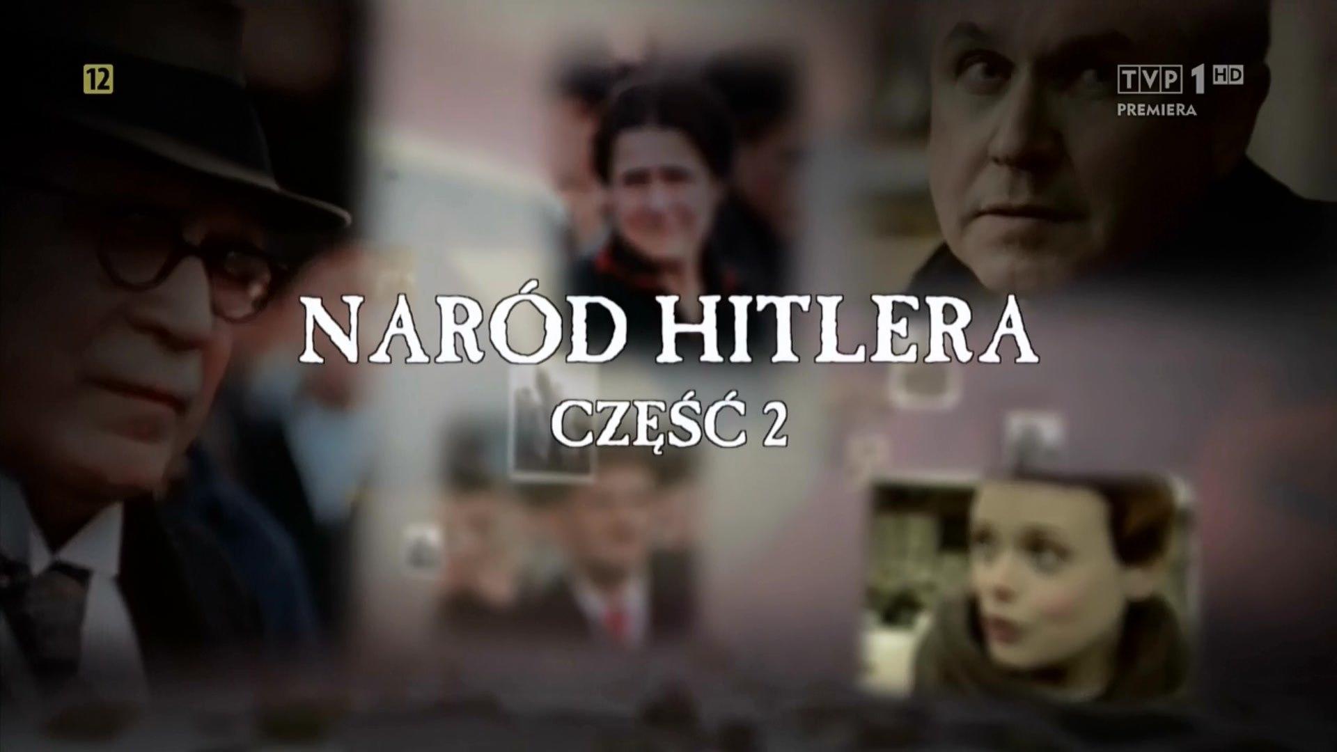 Люди Гитлера. Часть 2. Тотальная война / Hitler's People (2015) HD