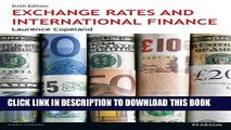 [PDF] Exchange Rates and International Finance 6th edn (6th Edition) Full Online