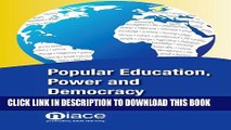 [PDF] Popular Education, Power and Democracy: Swedish Experiences and Contributions Popular