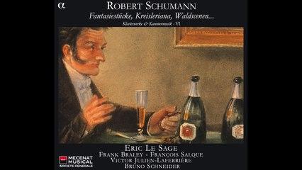 SCHUMANN // Waldscenen für Klavier, Op. 82: VII. Vogel als Prophet by Eric Le Sage