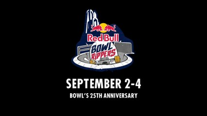 LIVE - Red Bull Bowl Rippers