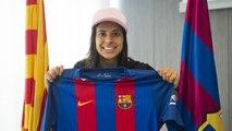 FCB Femenino: Andressa Alves, nueva jugadora del FC Barcelona