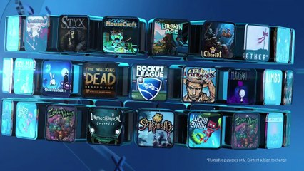 PlayStation Plus du mois de septembre de