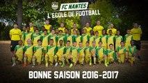 L'Ecole de Football du FC Nantes