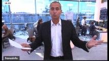 Découvrez la première minute du lancement de FranceTVInfo: