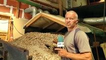 Hautes-Alpes :  La fabrication de granulés de bois. Un Orrian s'est lancé seul