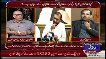 Amjad Shoaib Bashing Parliamentaries Who Speak Against Pakistan