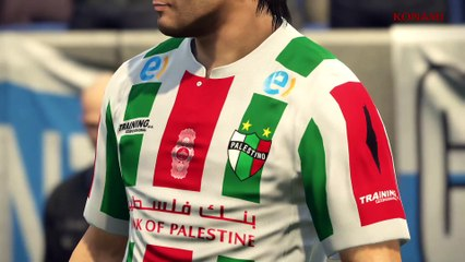 Chilian Teams Trailer de Pro Evolution Soccer 2017