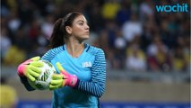 Is Hope Solo Quitting Soccer?