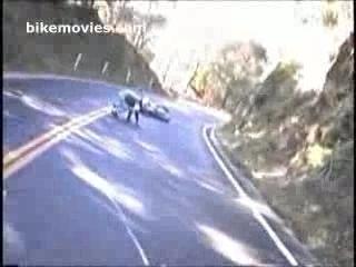 Yamaha R6 – Accident