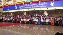 Pourparlers de paix historiques entre gouvernement birman et ethnies rebelles