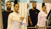Drake and Rihanna Get Cozy in Public on Club Night