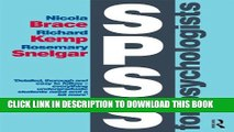 [PDF] SPSS for Psychologists: Fifth Edition Full Collection