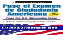 [PDF] Pasa Examen Ciudadania Americana (Pasa El Examen de Ciudadania Americana (Pass the U.S.