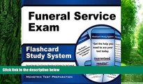 Big Deals  Funeral Service Exam Flashcard Study System: Funeral Service Test Practice Questions