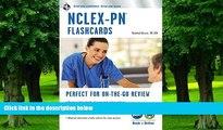 Big Deals  NCLEX-PN Flashcards (Book + Online Quizzes) (Nursing Test Prep)  Best Seller Books Best