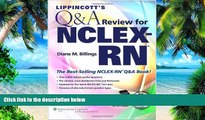 Big Deals  Lippincott s  Q A Review for  NCLEX-RN® (Lippincott s Q A Review for NCLEX-RN (W/CD))