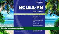 Big Deals  Kaplan NCLEX-PN, 2010 Edition: Strategies for the Practical Nursing Licensing Exam