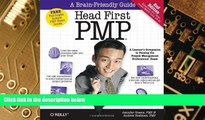 Big Deals  Head First PMP: A Brain-Friendly Guide to Passing the Project Management Professional