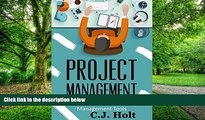 Big Deals  Project Management: 26 Game-Changing Project Management Tools (Project Management, PMP,