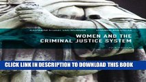 [PDF] Women and the Criminal Justice System (4th Edition) Popular Colection