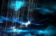 Bruit de la pluie et orage pour dormir profondement - tonnerre - relaxation meditation zen - Шум дождя для сна с грозой - Rain sounds for sleeping with thunder