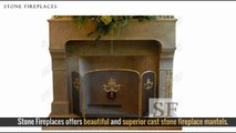 Cast Stone Fireplaces Mantels- Shopstonefireplaces.com