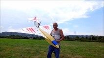 giant polaris XXL first test fly le polaris géant XXL premier vol de test